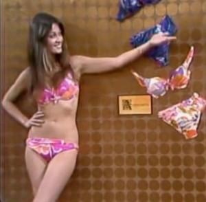 Anitra Ford in a Bikini