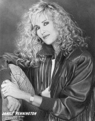 Janice Pennington 80s