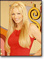 Nikki Ziering on the Price is Right
