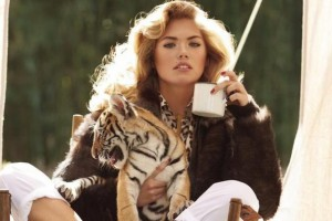 Commentary on PETA Speaking Out Against Kate Upton and Harper's Bazaar