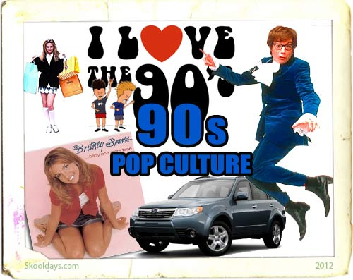 All Things 90s