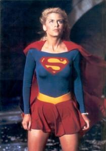 Helen Slater as Supergirl
