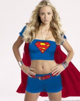 Laura Vandervoort as Supergirl