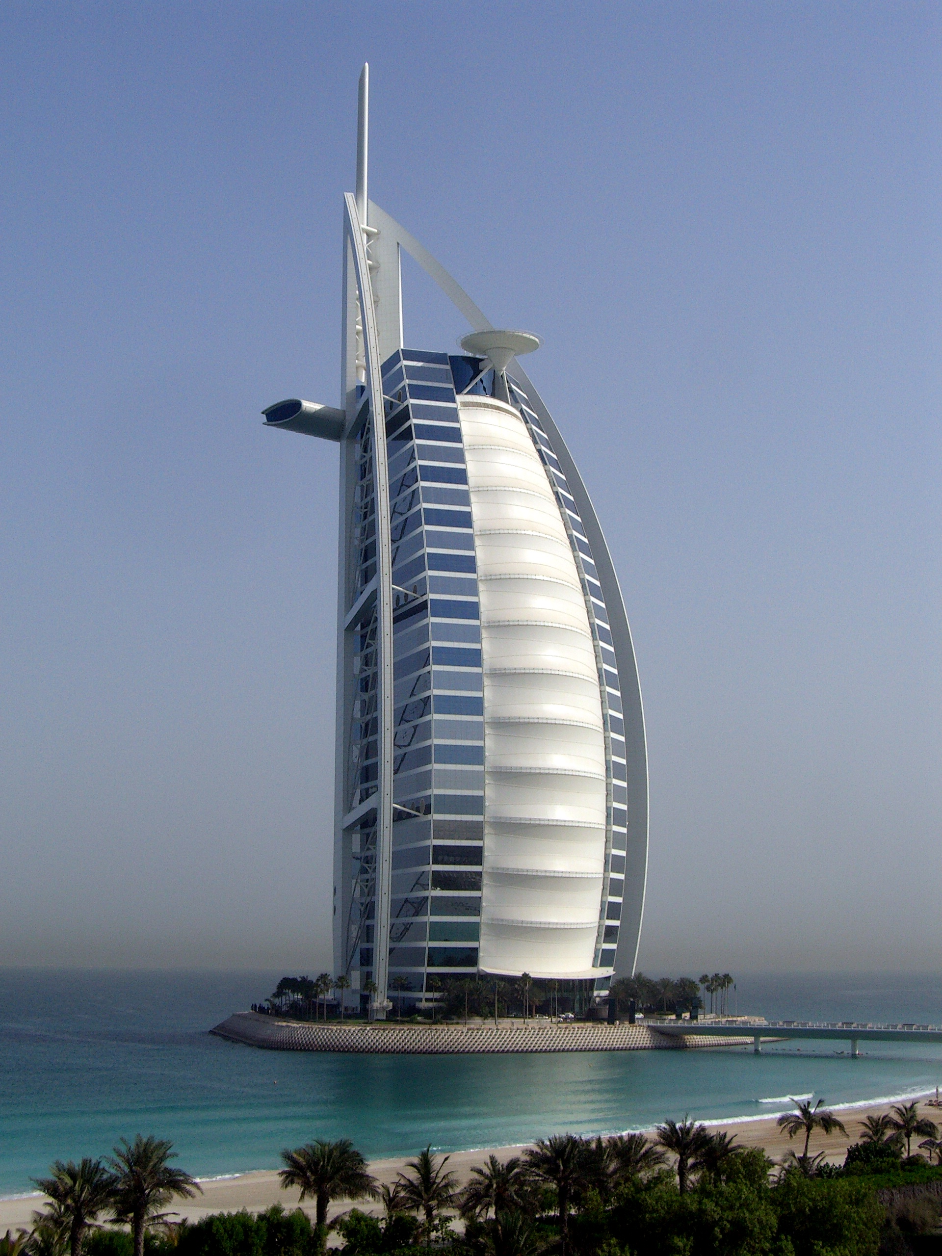 Burj al arab dubai uae thought rot for Dubai world famous hotel