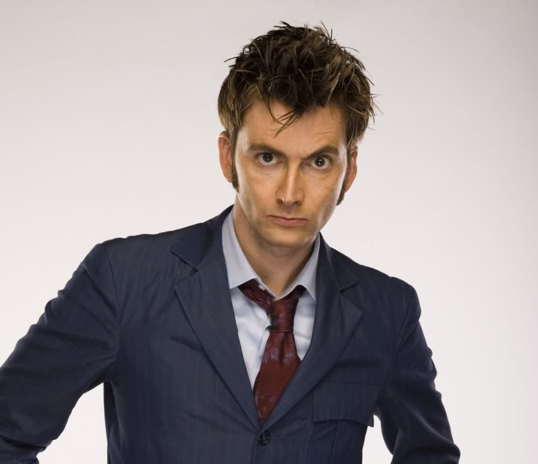 David Tennant 10th Doctor – Thought Rot