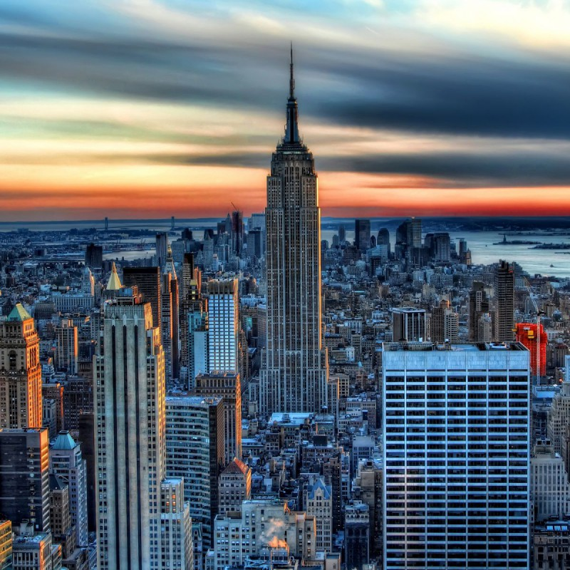 Empire State Building New York City – Thought Rot