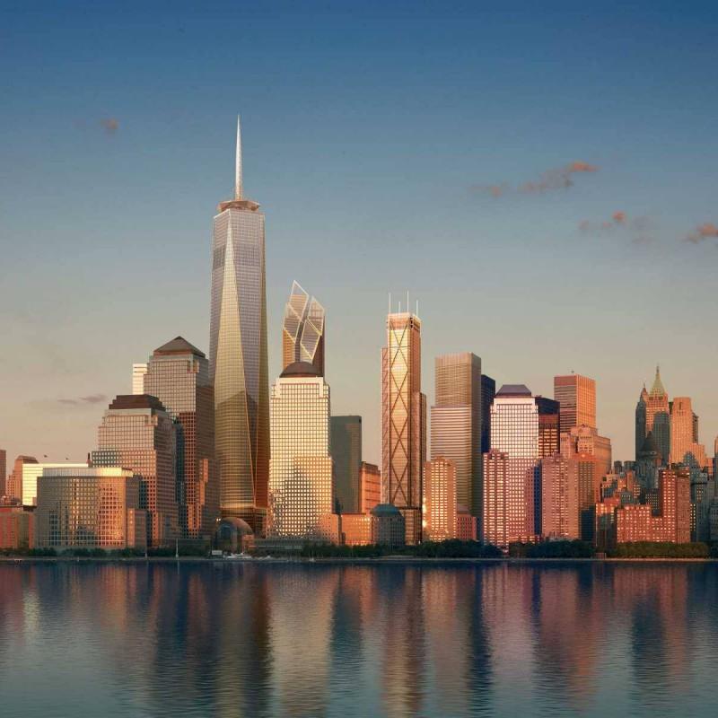 the new york city skyline essay