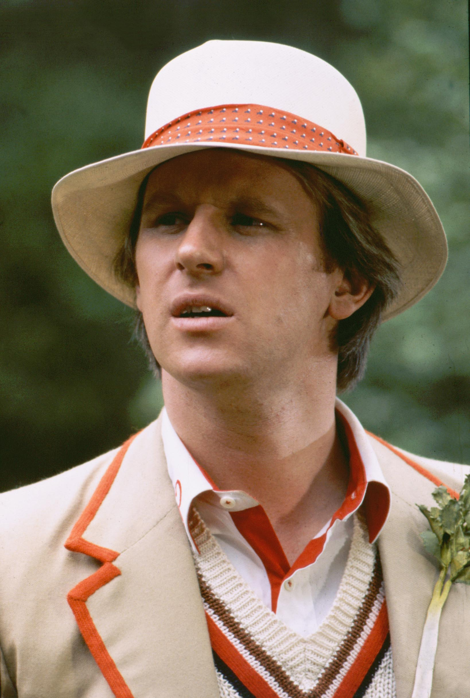 Peter Davison 5th Doctor Thought Rot