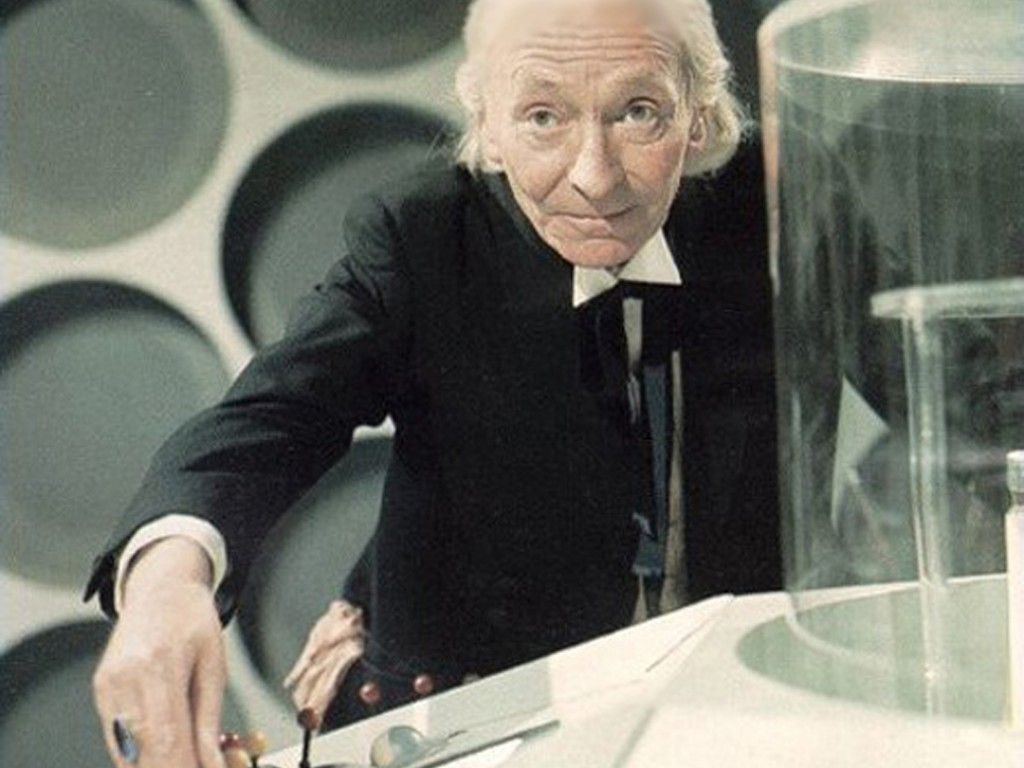 William Hartnell 1st Doctor