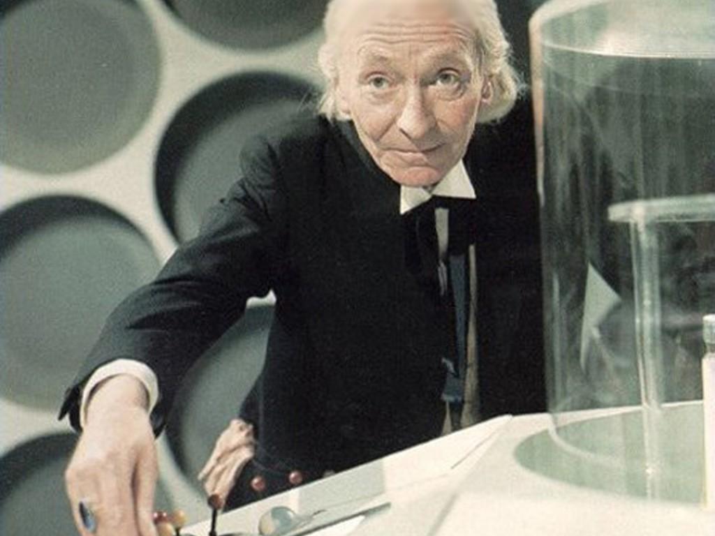 William Hartnell 1st Doctor