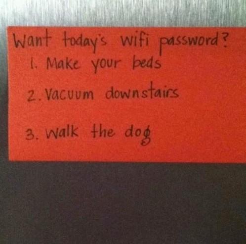 Earn the Internet!