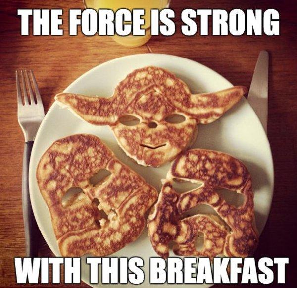 Funny-2014-Star-Wars-Pancakes