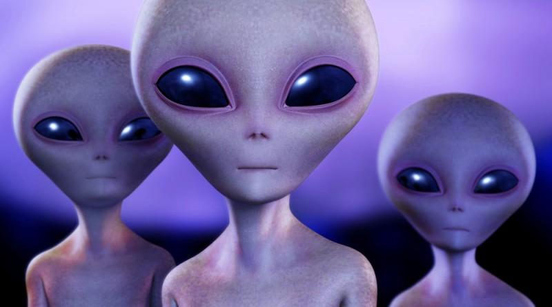 Aliens Invade Earth