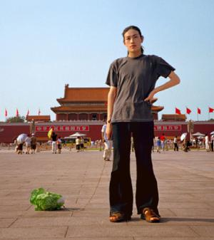 Han Bing Walking Cabbage