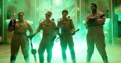 Ghostbusters Women Team