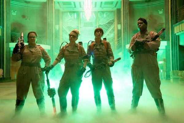 Ghostbusters Women Team