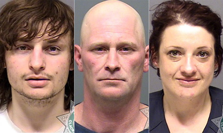 3 Suspects Nabbed by Spencer