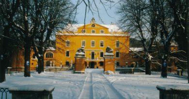 Castle Wasserburg Austria