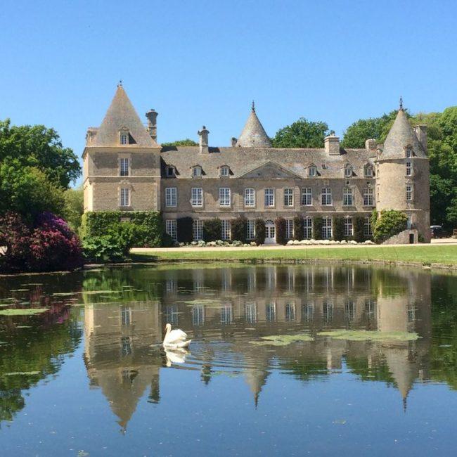 Pavillon du Chateau de Tocqueville