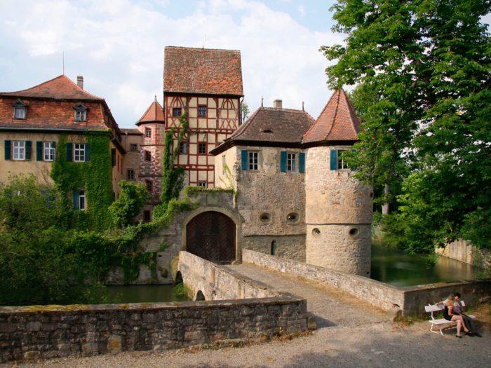 Unsleben Castle