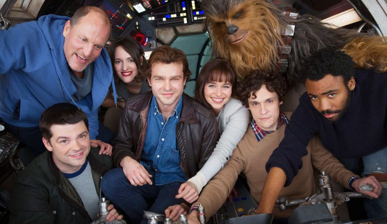 The Hans Solo Movie