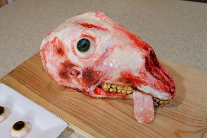 Dead Dog Cake