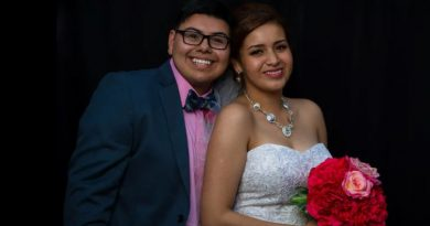 Mr and Mrs Carlos Romero