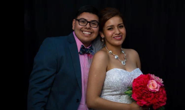 Mr and Mrs Carlos Romero