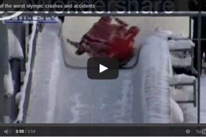 Crazy Olympic Accidents