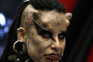 Unbelievable facial modifications that you have to see to believe!
