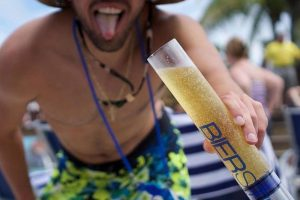There Is a New Craze in Drinking Beer