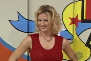 Heather Kozar and the Price is Right
